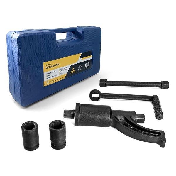 desforcimetro torqueador 580kg 158 com 2 soquetes 32 e 33