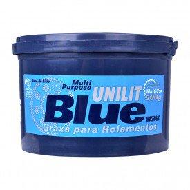 graxa azul unilit blue 2 500 gramas ingrax