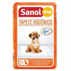 tapete higienico 7unid