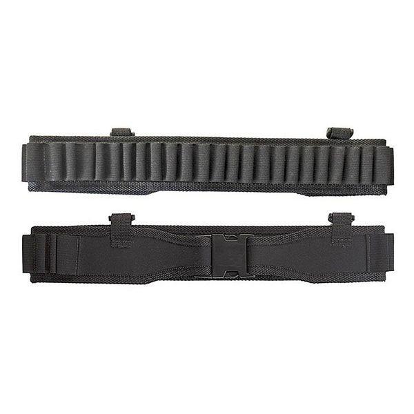 cinturo para cartuchos calibre 12 28 cartucheira nylon