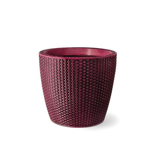 vaso treccia redondo rubi