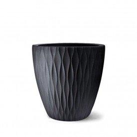 vaso infinity redondo preto