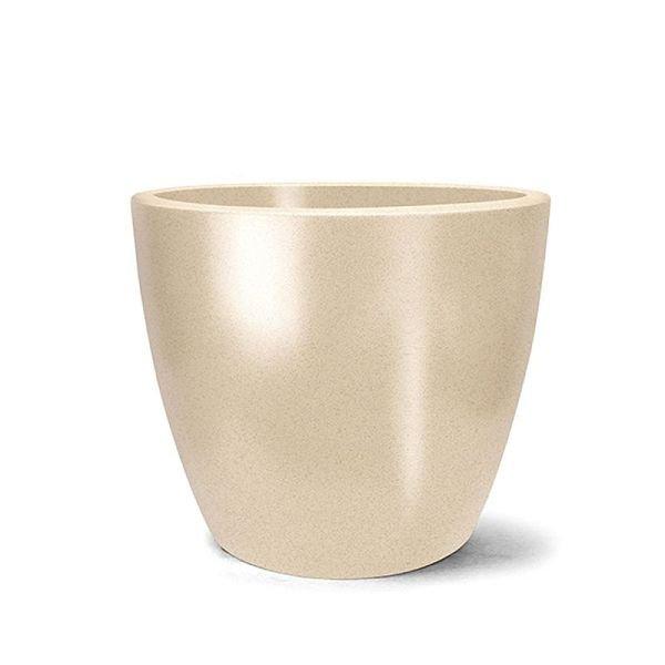 vaso classic redondo areia