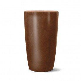 vaso classic conico ferrugem