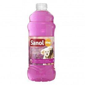 eliminador de odores floral 2 litros