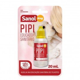 educador sanitario pipi dog 0ml sanol dog