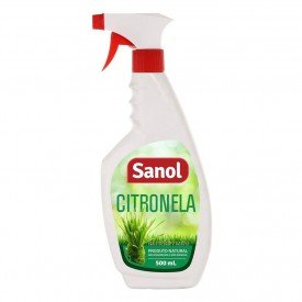 Repelente Sanol Spray Citronela