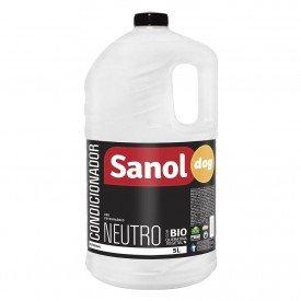 Condicionador Neutro Sanol 5 litros