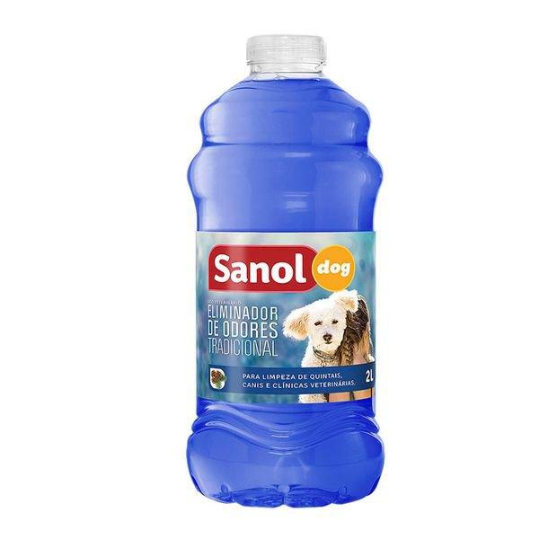 Eliminador Odores Original Sanol