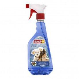 Eliminador de odor cachorro ambiente sanol tradicional 500ml