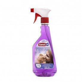 Eliminador de Odores para Gatos Sanol Vet Spray