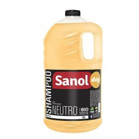 shampoo neutro sanol 5l