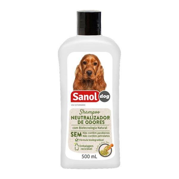 neutralizador de odores sanol