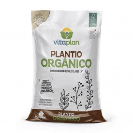 Terra para Plantio Organico vitaplan