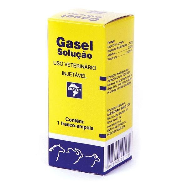 BRAVVT007 Gasel Solucao injetavel Bravet_