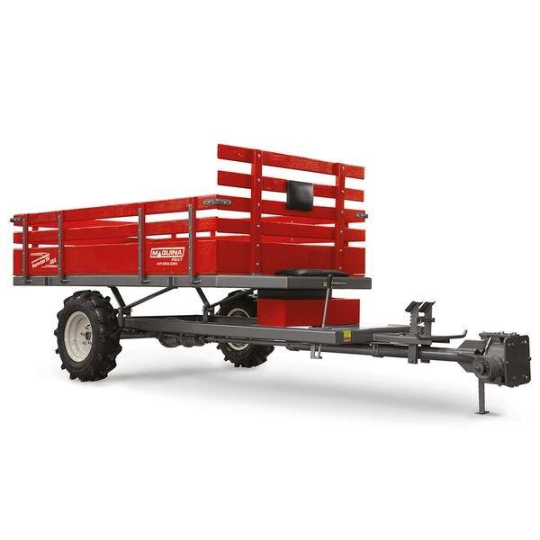502 carreta tracionada basculante alta