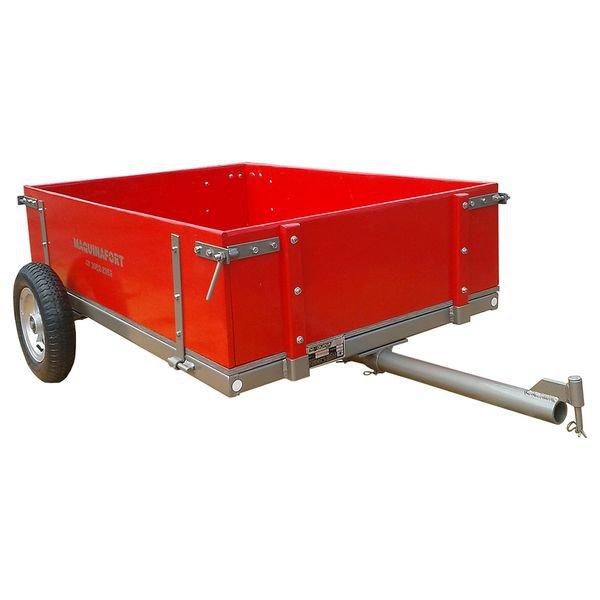 carreta simples aparador de grama 1300t