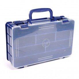 caixa organizadora pesca maleta camping belli 41