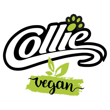Logo Collie Vegan Arkuero produtos shampoo colonia