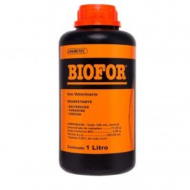 biofor 1 l laboratorio animais chemitec arkuero