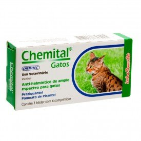 chemital gatos laboratorio animais chemitec arkuero