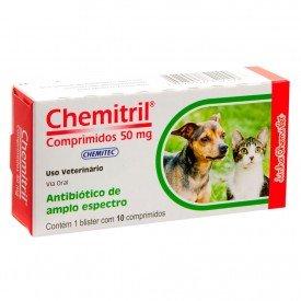 chemitril cp 50 mg laboratorio animais chemitec arkuero