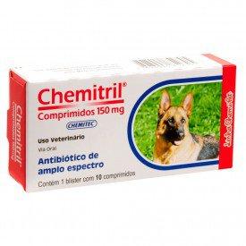 chemitril cp 150 mg laboratorio animais chemitec arkuero