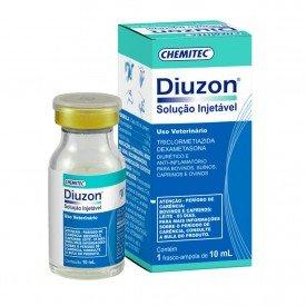 diuzon10 ml laboratorio animais chemitec arkuero
